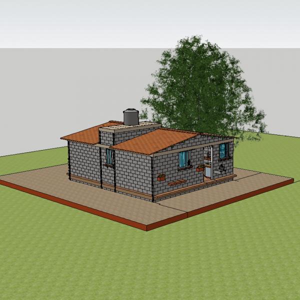 casa 56 m2 - ARMO