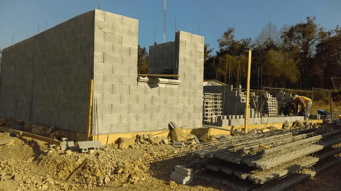 Armo eficiencia en construcci n de casas bardas y muros for Construccion de casas paso a paso
