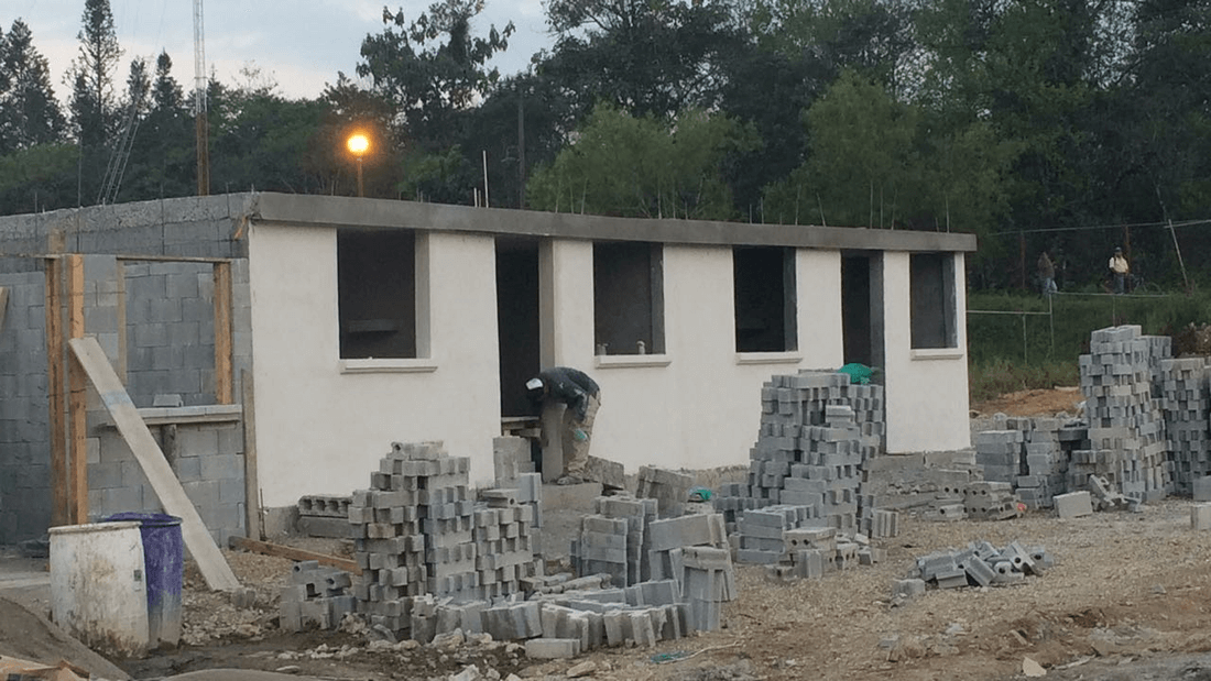 Armo eficiencia en construcci n de casas bardas y muros - Casas de madera y hormigon ...