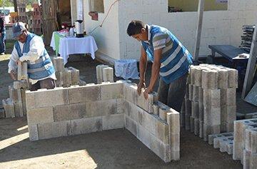ARMO | Eficiencia en construcción de casas, bardas y muros con bloques
