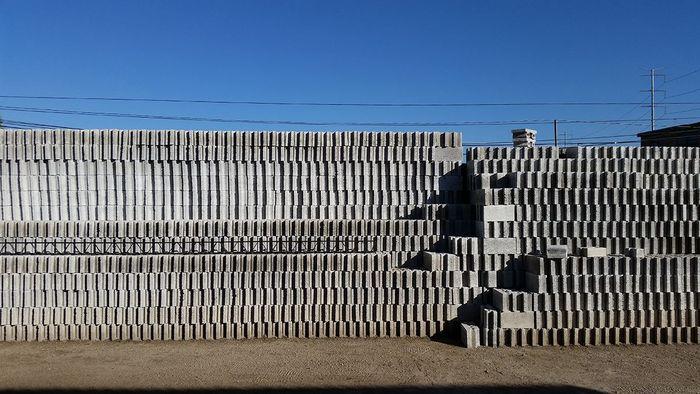 Can Jenga bricks solve the self build puzzle